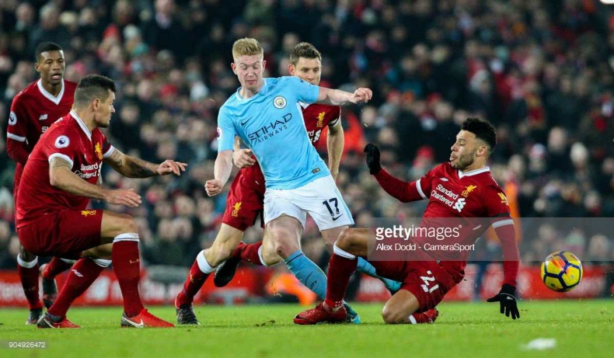 Liverpool and Manchester City lock horns in all English clash in Champions League last-eight draw