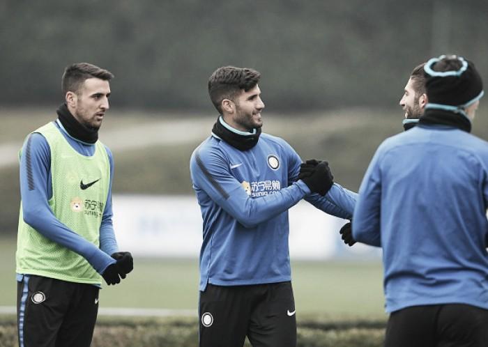 """Ex-Benfica, Lisandro Lopez chega à Internazionale e comemora: """"É um sonho se tornando realidade"""""""