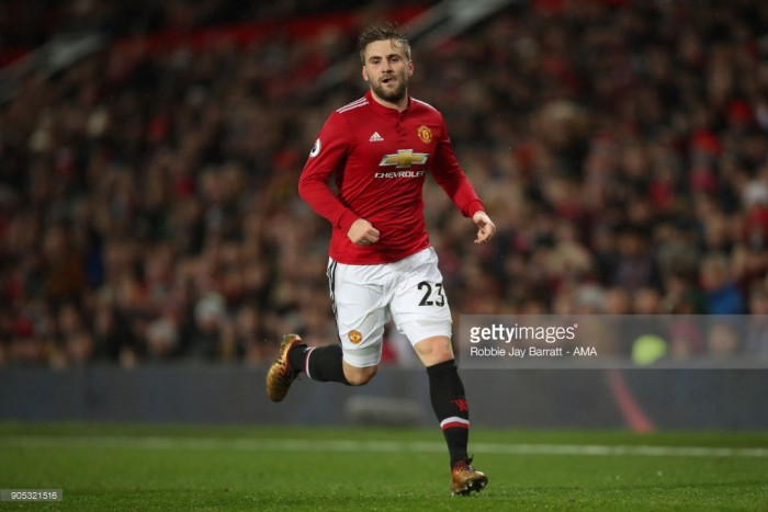 Luke Shaw praises José Mourinho's confidence boost on regular return to starting XI ahead of Burnley clash