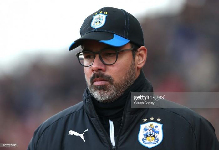 Wagner: Huddersfield deserved defeat against aggressive Stoke