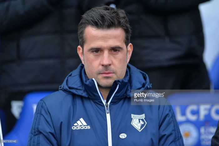 Watford confirm departure of Marco Silva