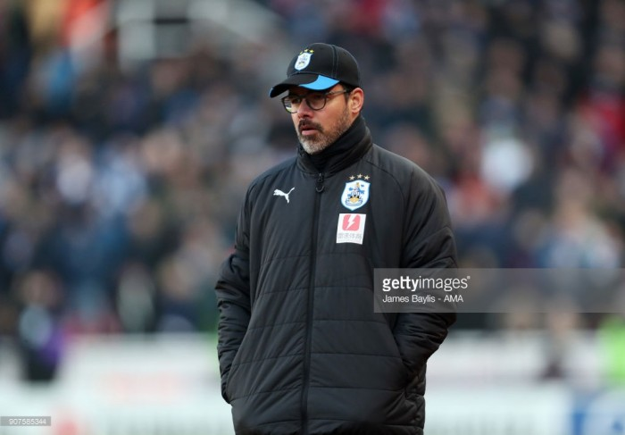 "David Wagner ""not judging Birmingham City on their league position"" ahead of F.A. Cup clash"