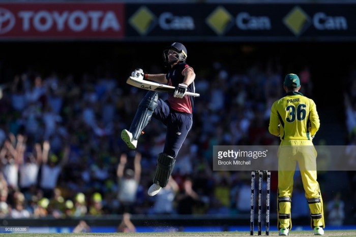 Australia vs England - Third ODI: Buttler's brilliance seals series victory for tourists