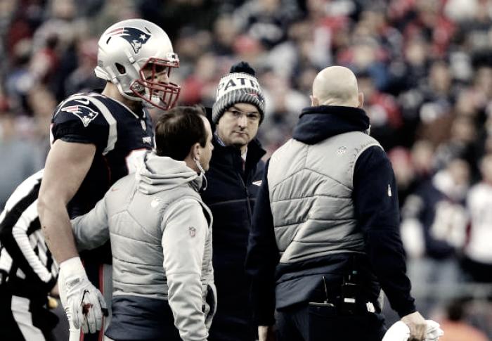 Super Bowl LII: Lesões podem atrapalhar vida dos Patriots contra os Eagles