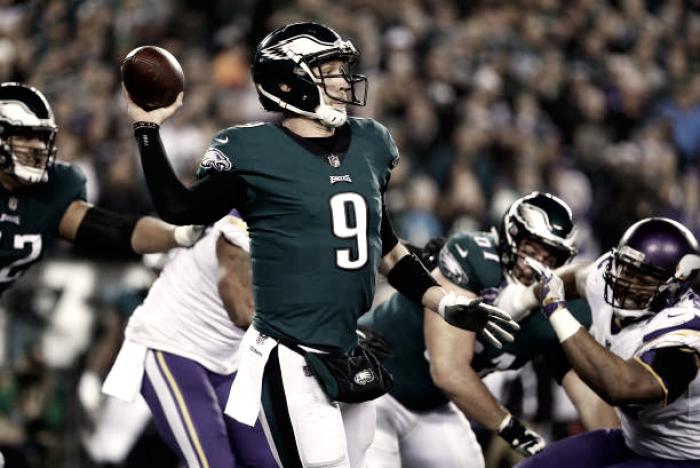 Esperança: Foles pode se juntar à lista de quarterbacks que deixaram reserva para vencer Super Bowl