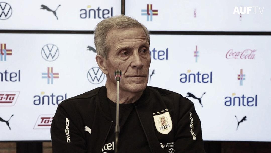 """Óscar Tabárez: """"Paraguay es un equipo muy compacto"""""""