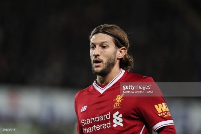 Adam Lallana back in Liverpool training ahead of Tottenham Hotspur clash
