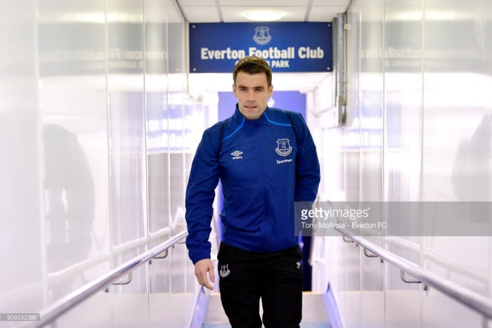 Seamus Coleman set for return to Everton squad against Leicester City