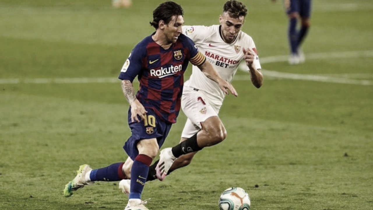 Leo Messi vs Sevilla FC: El argentino visitará a su presa favorita