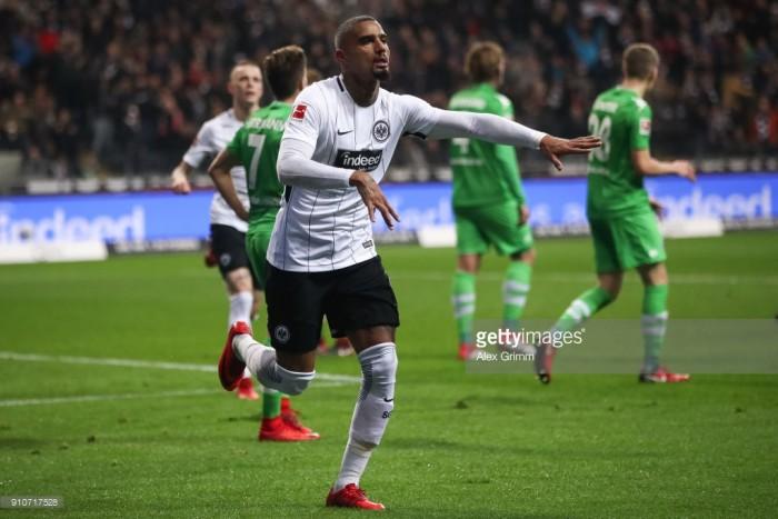 Eintracht Frankfurt 2-0 Borussia Mönchengladbach: Eagles soar up to second in the Bundesliga
