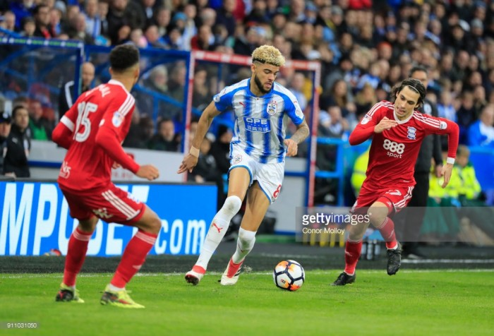 Huddersfield Town Predicted XI vs Birmingham City: Strong side expected with Manchester United tie on the horizon