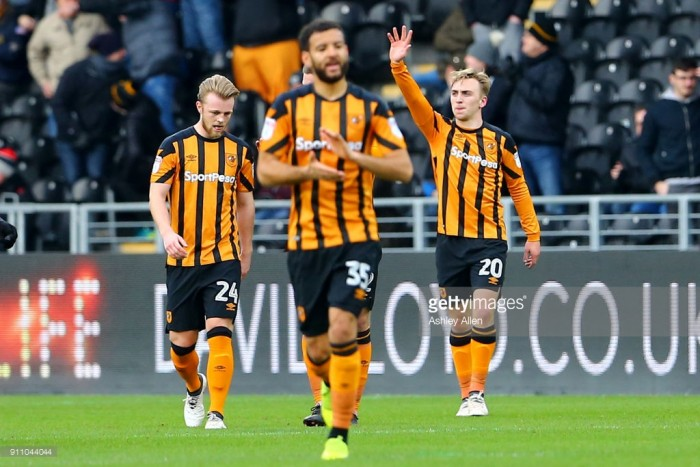 Hull City 2-1 Nottingham Forest: Bowen and Dicko dump Reds out of the FA Cup