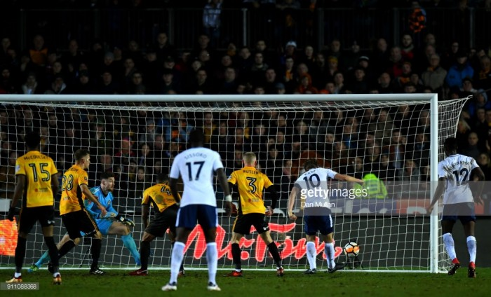 Tottenham Hotspur vs Newport County Preview: Exiles boss apologises for leaked report ahead of replay
