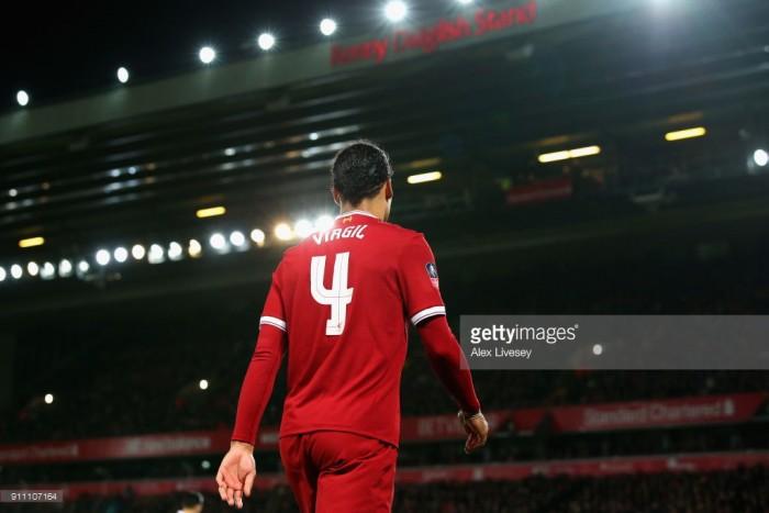 Jürgen Klopp: Liverpool will not Van Dijk's best until next season but he still has plenty to offer