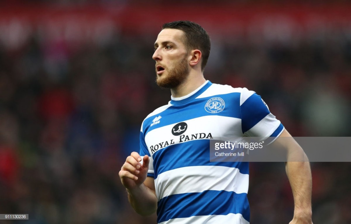 QPR striker Conor Washington keen to impress against former club Peterborough in Carabao Cup clash