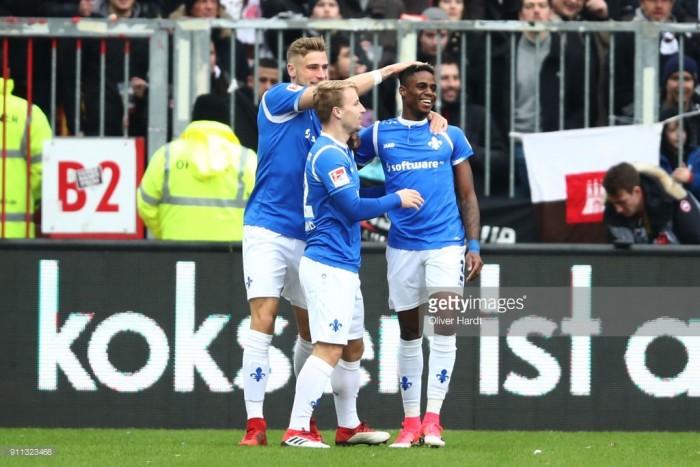 FC St. Pauli 0-1 SV Darmstadt 98: Joevin Jones earns Lilies first win in four months