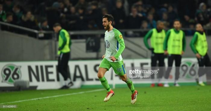 Hannover 96 0-1 VfL Wolfsburg: Yunus Malli strike settles sleepy encounter