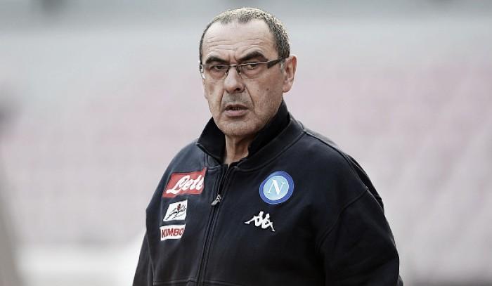 Jornal: Napoli começa a se mexer para renovar contrato de Maurizio Sarri
