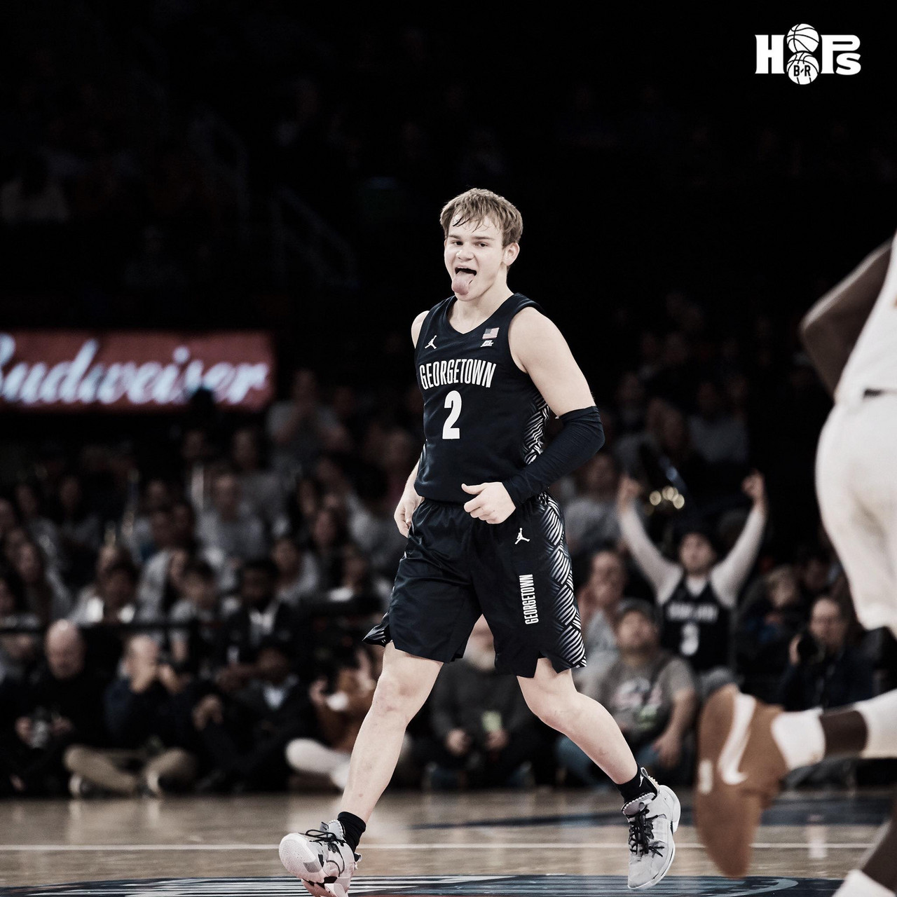 Georgetown's Mac McClung to test National Basketball Association waters, could return