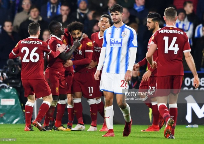 Huddersfield Town 0-3 Liverpool: Can, Firmino and Salah inflict more misery on struggling Terriers