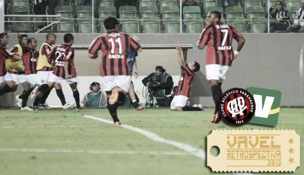 Atlético-PR 2013: o ano da superação