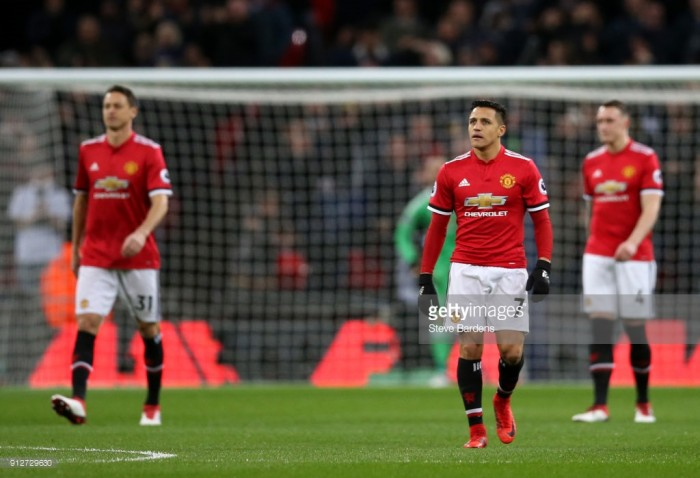 Manchester United Player Ratings vs Tottenham Hotspur ...