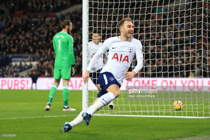Tottenham Hotspur 2-0 Manchester United: Spurs outclass United in entertaining encounter