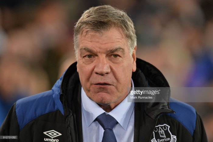 Allardyce: Transfer deadline day could easily have affected Everton's performance against Leicester