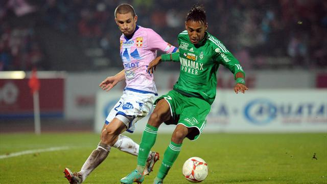 Evian, source de podium pour les Verts