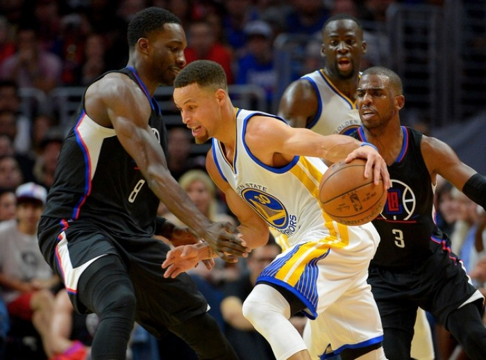 Pacific Division Rivals Clash As Los Angeles Clippers Face Golden State Warriors