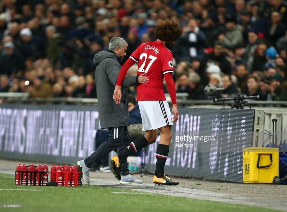 Report: Manchester United accept defeat in Marouane Fellaini contract battle