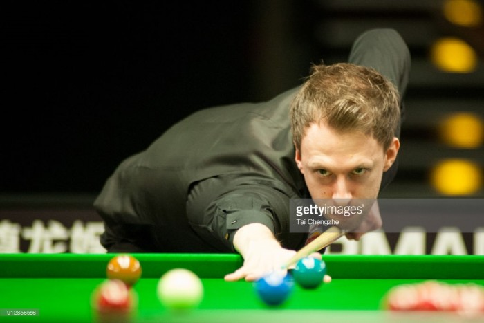 Judd Trump moves a step closer to the German Masters title
