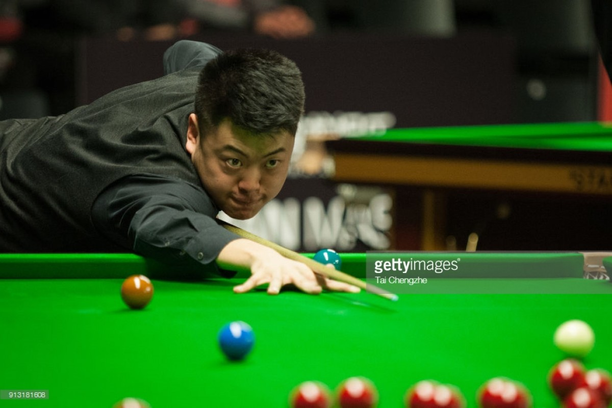 World Championship Qualifiers: King and Hamilton dumped out whilst Liang falls a ball short of making history
