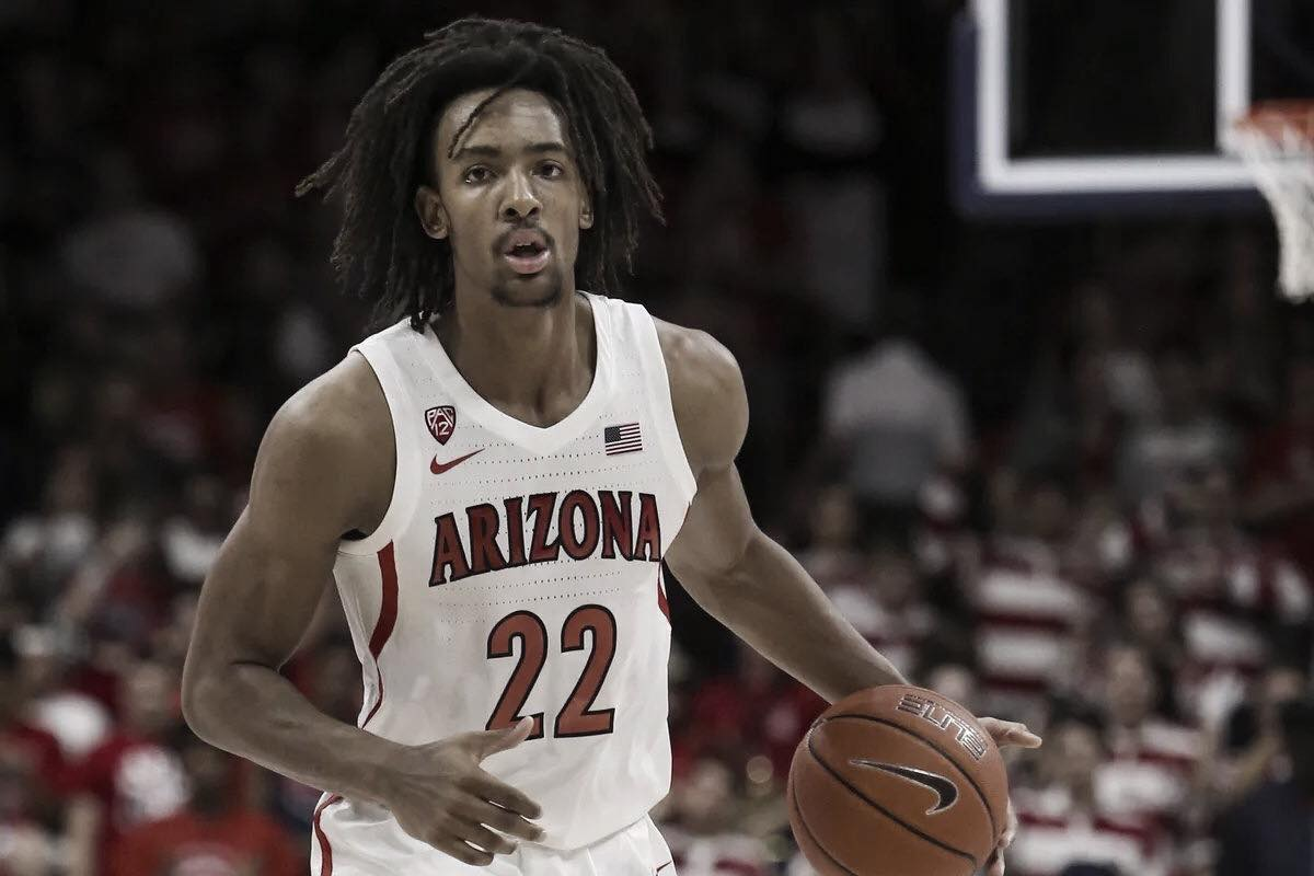 Arizona Freshman is NBA Draft Bound