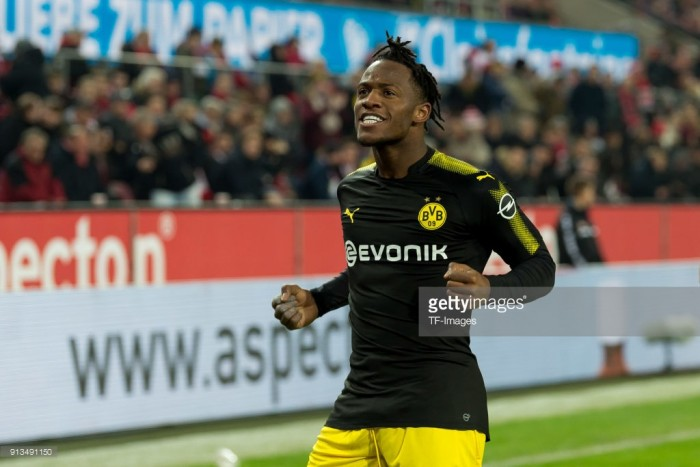 Batshuayi enjoys dramatic Dortmund debut
