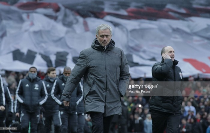 """José Mourinho happy to stay in position that's """"not our ambition"""" with Huddersfield Town win"""