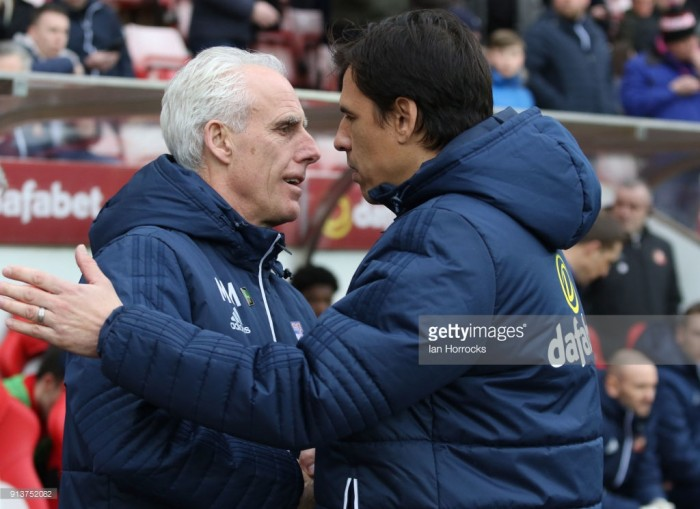 Mick McCarthy insists he is saddned by Sunderland's plight following Saturday's resounding victory