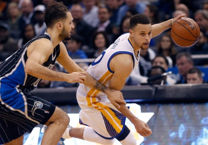 Stephen Curry-led GSW breaks Chicago Bulls NBA record with 45 home