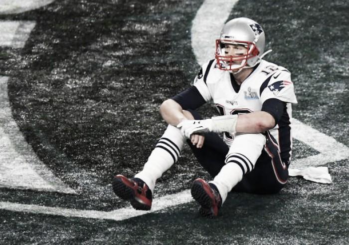 """Tom Brady mostra frustração e lamenta derrota no Super Bowl: """"Não tivemos pontos suficientes"""""""