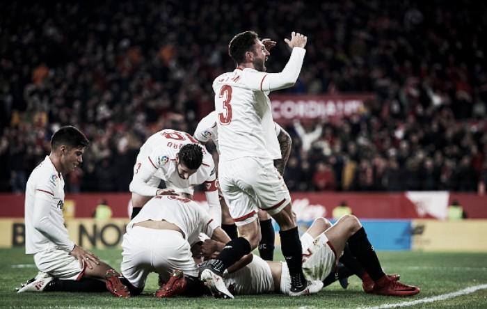 Eficiente, Sevilla vence Leganés e avança à final da Copa do Rei após oito anos