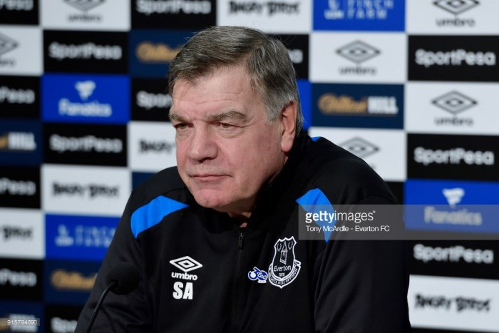 Everton have to maintain home form until the end of the season, says Sam Allardyce
