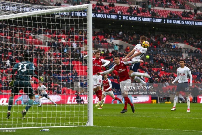 Tottenham Hotspur 1-0 Arsenal: Wasteful Spurs take North London bragging rights