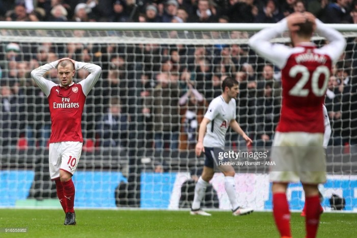 Arsenal player ratings as Harry Kane proves the difference once again in North London Derby