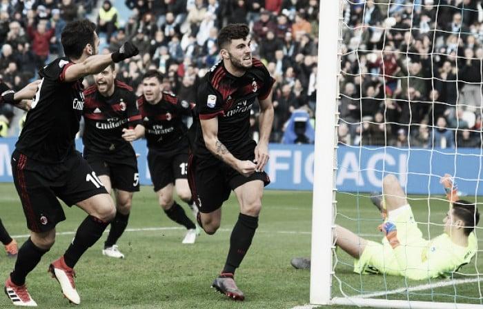 Com dois de Cutrone, Milan goleia Spal e segue a todo vapor em 2018