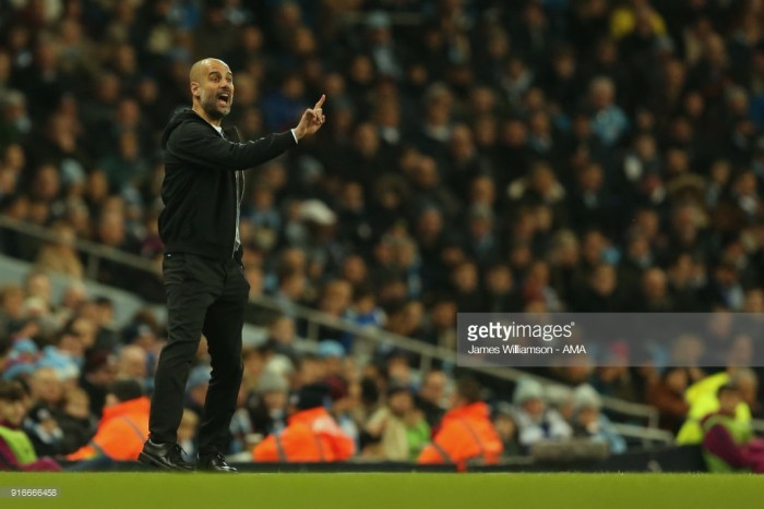 Pep Guardiola delighted with City's performance in rout of Basel