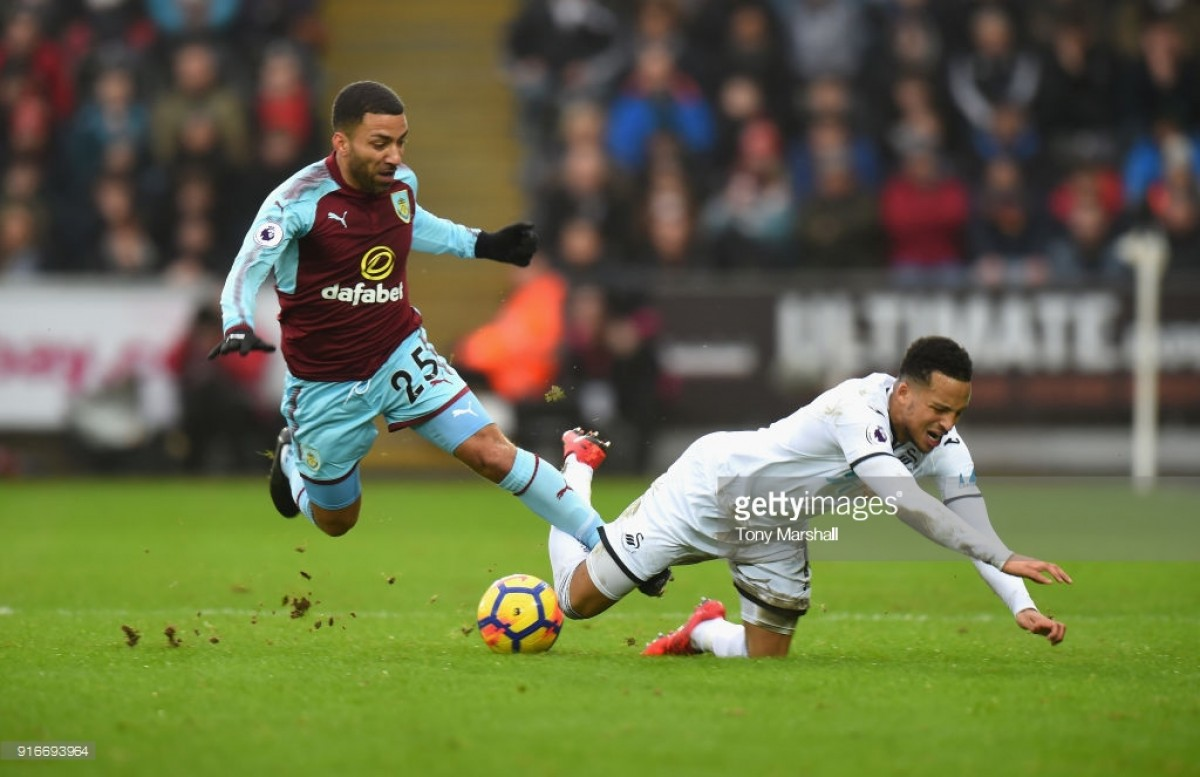 "Aaron Lennon ""thinking about all three points"" against his former club"