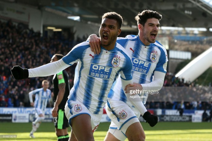 Huddersfield Town 4-1 AFC Bournemouth: Mounie scores brace as Terriers secure vital three points