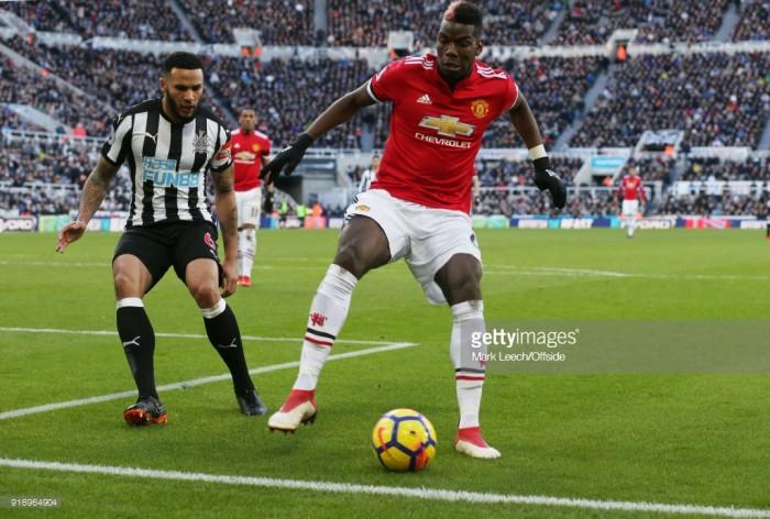 Fears for Newcastle: Rafa Benitez on Islam Slimani vs Man United