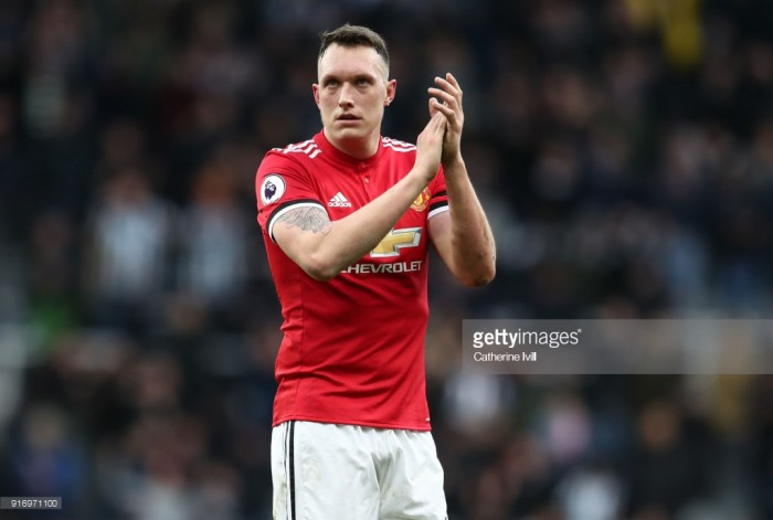 Phil Jones: We're devastated after Newcastle defeat