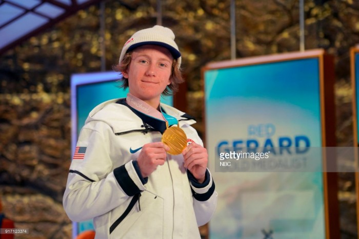 2018 Pyeongchang: Red Gerard wins men's slopestyle, first gold medal for the USA